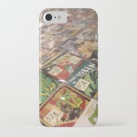 comics iPhone & iPod Cases featuring Comics by 1000 Words