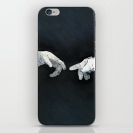 Cosmic Touch iPhone Skin