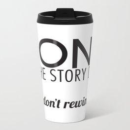 Rewind Metal Travel Mug