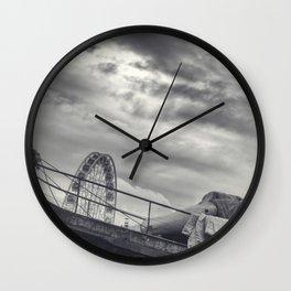 Sea Odyssey Wall Clock