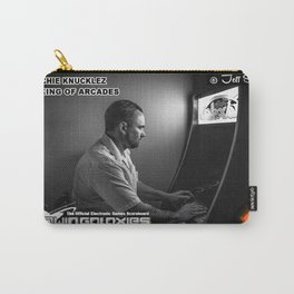 Richie Knucklez - King of Arcades card Carry-All Pouch