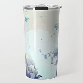 Edge of the Earth Travel Mug