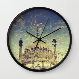 Making time for Reflection Wall Clock