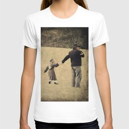 Union Soldier and Daughter T-shirt