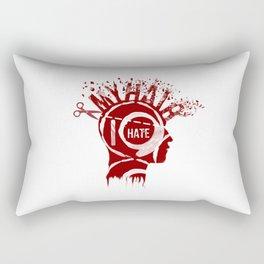 De Hater Rectangular Pillow