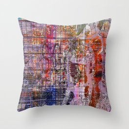 It Must Have Been Years... Throw Pillow