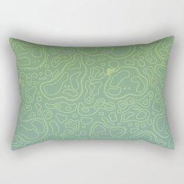Amebas Rectangular Pillow