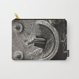Architectural Smile Carry-All Pouch