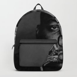 Biggie Small the notorious B.I.G. Backpack