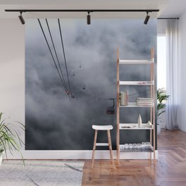 Direct access to outer space? Wall Mural