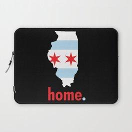 Illinois Proud Laptop Sleeve