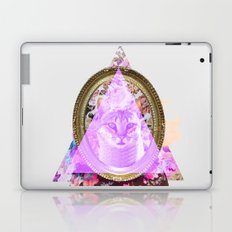 Mirror mirror on the wall who's the fairest of them all Laptop & iPad Skin