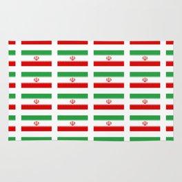 flag of iran 2- Persia, Iranian,persian, Tehran,Mashhad,Zoroaster. Rug