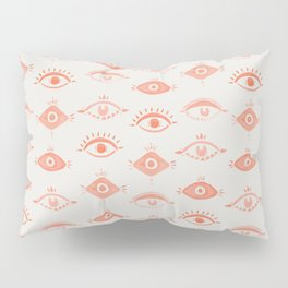 Many Eyes Pillow Sham