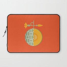 Fruit: Cantaloupe Laptop Sleeve