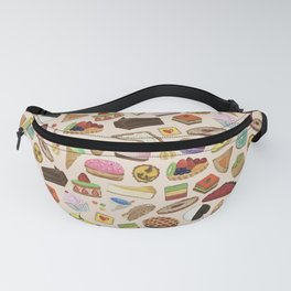 Desserts of NYC Cream Fanny Pack