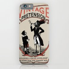 Ye Oldé Vintage Pretension Slim Case iPhone 6