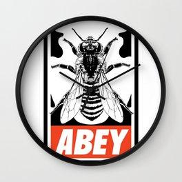 Abey Wall Clock