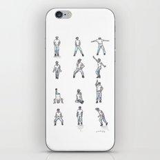 Napoleon Dynamite Dance iPhone & iPod Skin
