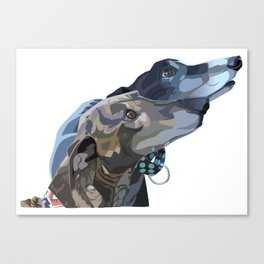 Lupin and Padfoot Canvas Print