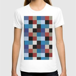 Achtung Baby pattern T-shirt