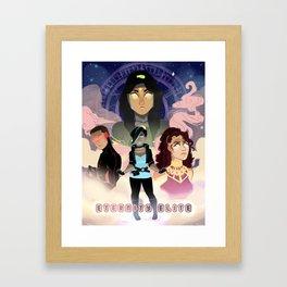 Eternity Elite Framed Art Print