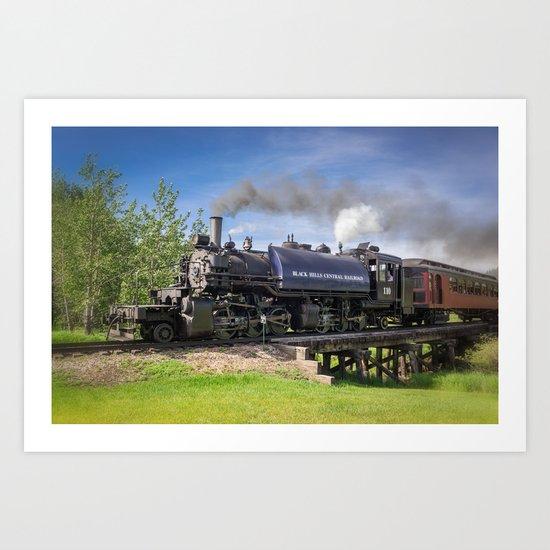 Full Steam Ahead by jmccool