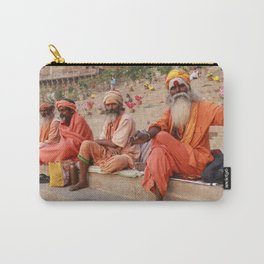 varanasi Carry-All Pouch