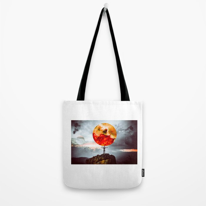 world of possibilities Tote Bag