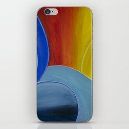 Sol e lua iPhone Skin