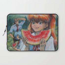 Watermelon Time Laptop Sleeve