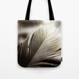 Feather Tip Tote Bag