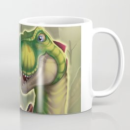 Mario and Yoshi in the real world Coffee Mug
