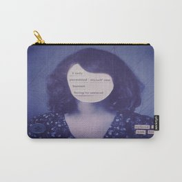 Unwound Carry-All Pouch