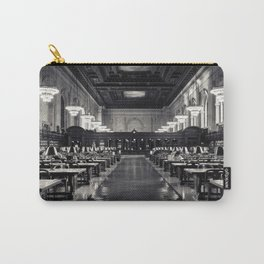 The New York Public Library Rose Reading Room Carry-All Pouch