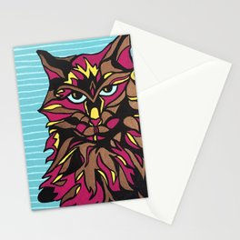 Sassy Ozzy Stationery Cards