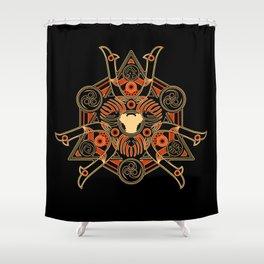 Yojimbo fayth Shower Curtain