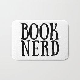 Book Nerd Bath Mat