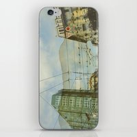 milan iPhone & iPod Skins featuring Milan - Underground by Sandra Liarte