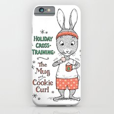 Holiday Curls Slim Case iPhone 6s