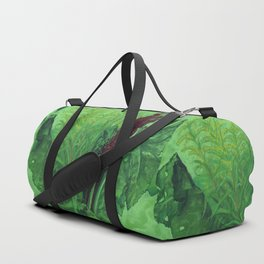Greenery Duffle Bag