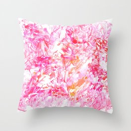 DELIGHT | monotype #2 Throw Pillow