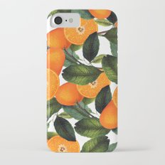 The Forbidden Orange #society6 #decor #buyart iPhone 7 Slim Case