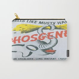 Vintage poster - Phosgene Carry-All Pouch