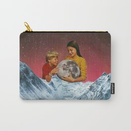 We captured the moon. Carry-All Pouch