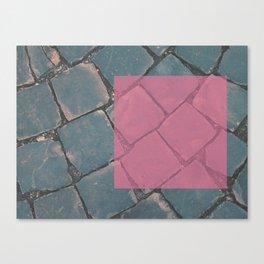 Cobble Canvas Print