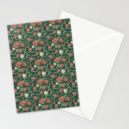 Victorian Textile Design P1 Stationery Cards