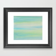 Southern Sea Framed Art Print