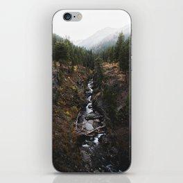Wallowa Creek iPhone Skin