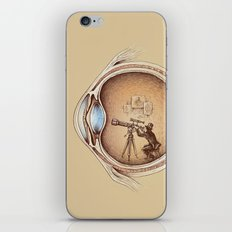 Extraordinary Observer iPhone Skin